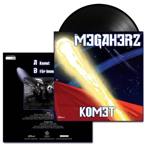 2018 02 limited edition megaherz 7 inch vinyl single. Black Bedroom Furniture Sets. Home Design Ideas